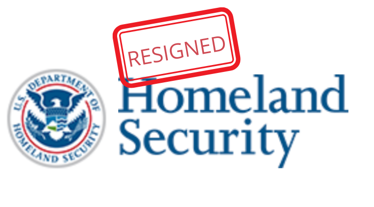 Acting Head of Homeland Security Resigns